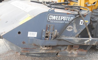 Sweepster HB72CB Loader and Skid Steer Attachment