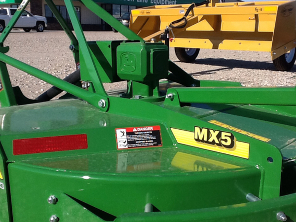 John Deere MX5 Rotary Cutters for Sale | Machinery Pete