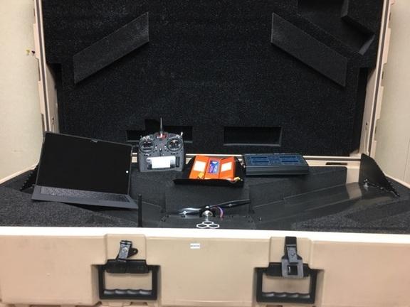 2017 Custom HoneyComb UAV Precision Ag
