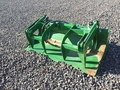 Frontier 6' GRAPPLE BUCKET Loader and Skid Steer Attachment