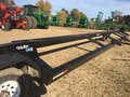 2010 MD Products 38FT Header Trailer