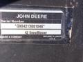 2003 John Deere 42 Snow Blower