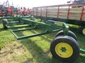 2020 Stoltzfus BC850 Bale Wagons and Trailer