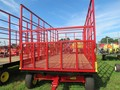2021 Stoltzfus 8.5x18 Bale Wagons and Trailer