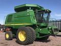 2002 John Deere 9750 Combine