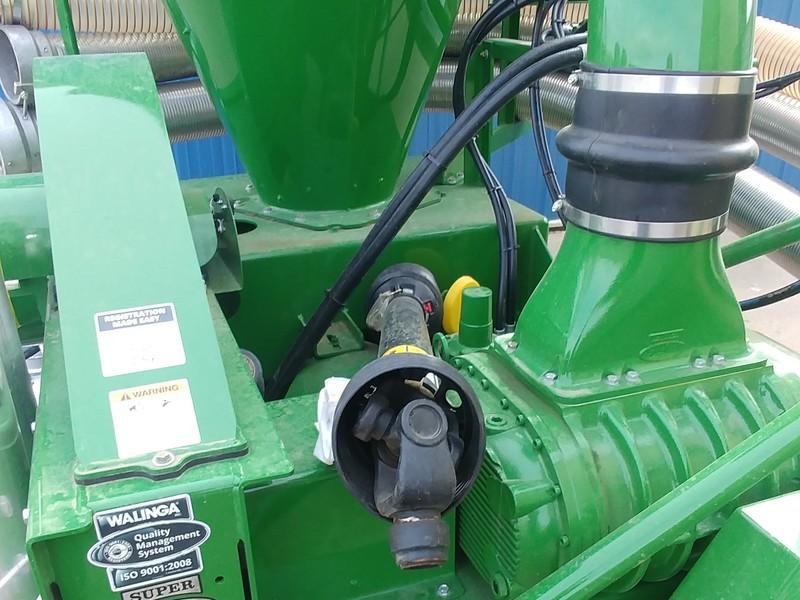 2018 Walinga 7614 Grain Vac