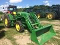 2015 John Deere 6105D Tractor
