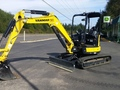 2017 Yanmar VIO35 Backhoe and Excavator Attachment