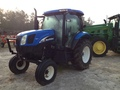 2006 New Holland TS100A Deluxe Cab Tractor