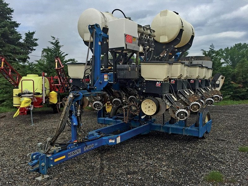 Used Kinze 3500 Planters For Sale Machinery Pete