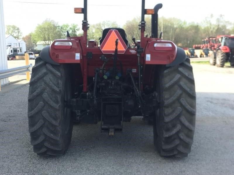 2015 Case IH Farmall 120C Tractor