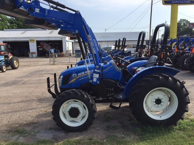2022 New Holland Workmaster 70 Tractor