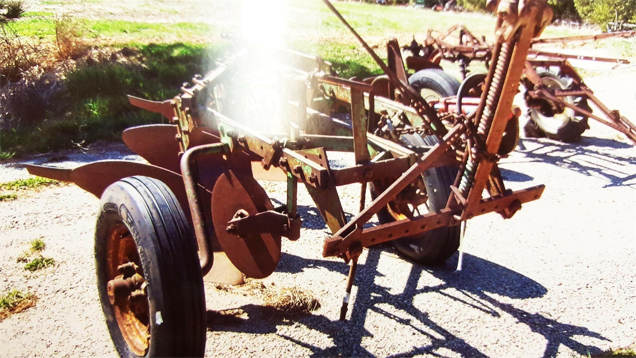 1946 John Deere 55 ABH Plow