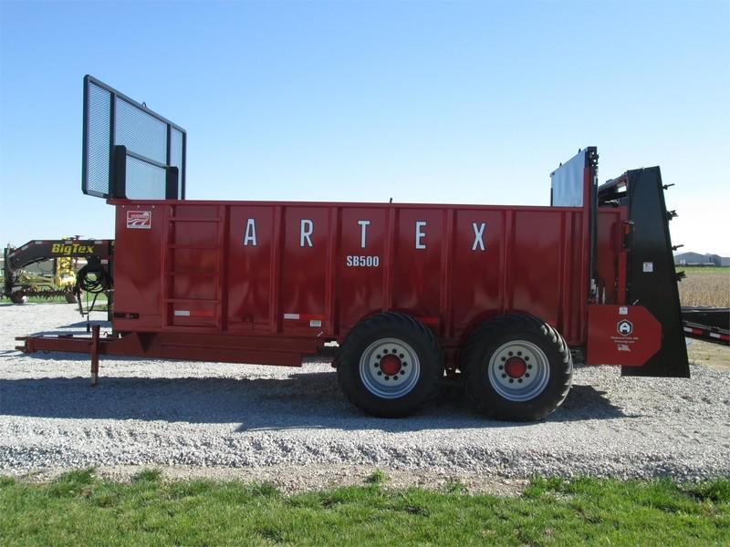Artex SB500 Miscellaneous