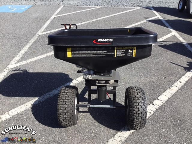 Rankin DMS-TR12V Pull-Type Fertilizer Spreader