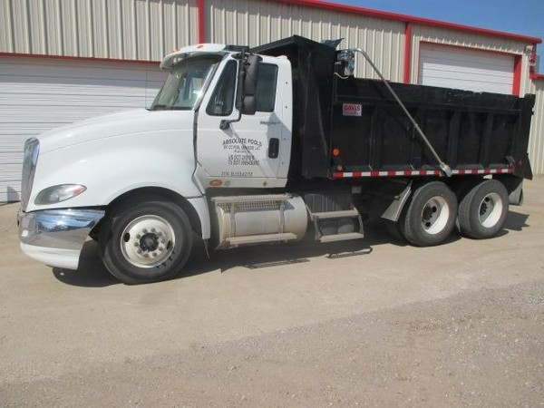 2010 International PROSTAR+ Semi Truck