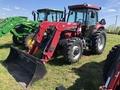 2010 Case IH Farmall 80 Tractor