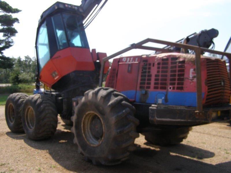 2002 Valmet 911.1 Forestry and Mining