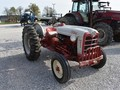 1955 Ford 800 Tractor
