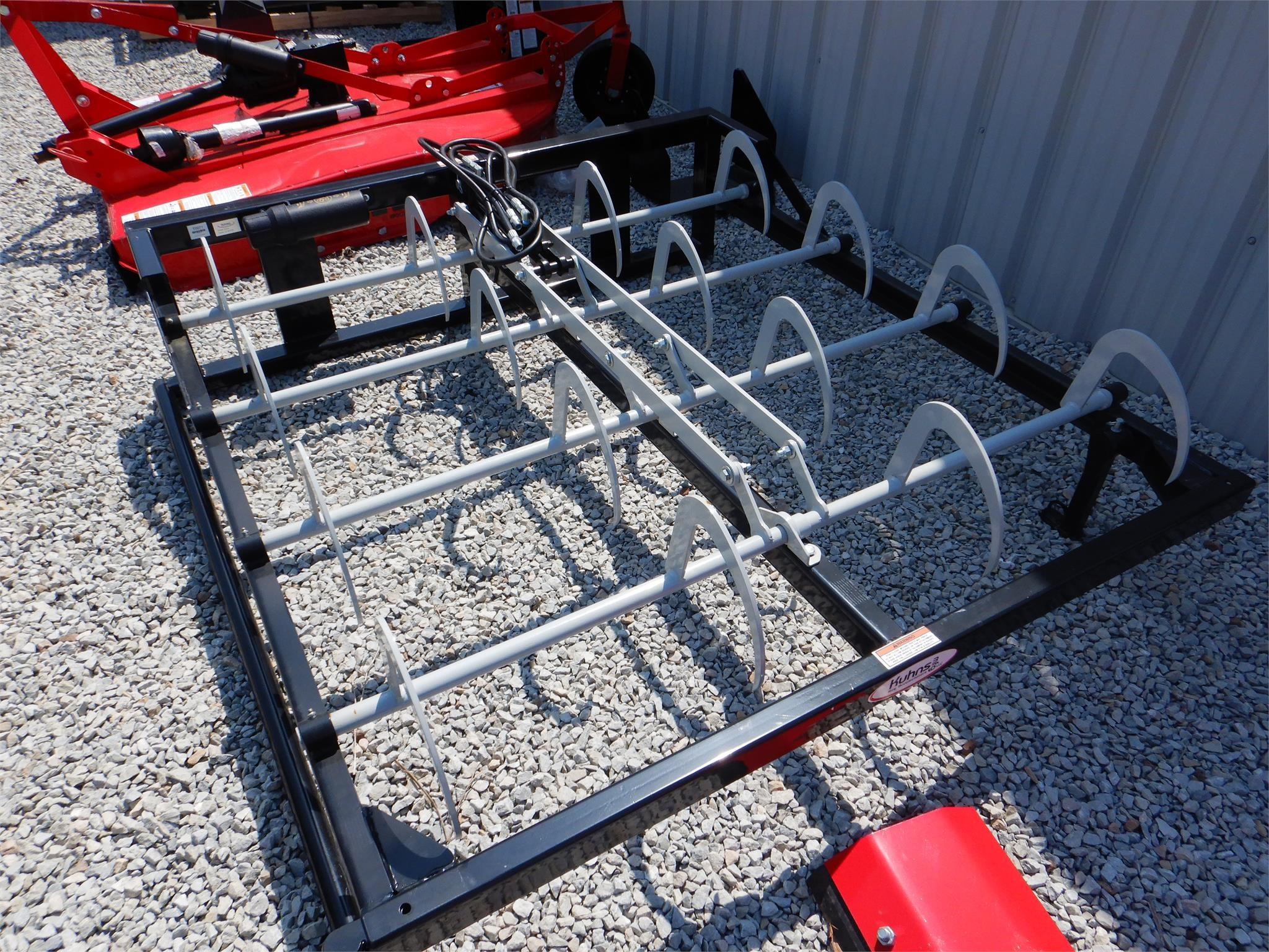 2021 Kuhns Manufacturing EGF8 Hay Stacking Equipment