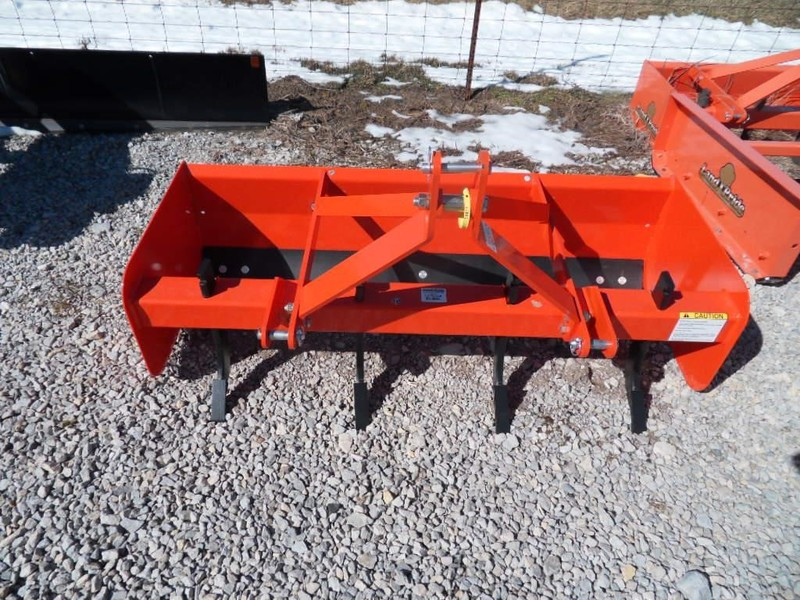Land Pride BB1260 Blade - Botkins, OH | Machinery Pete