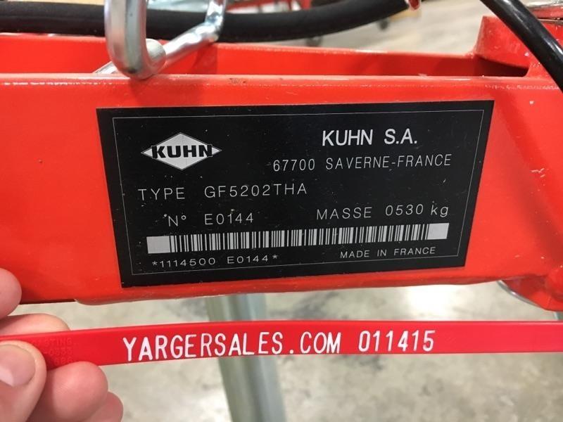 Kuhn GF5202THA Tedder