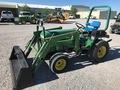 1990 John Deere 855 Tractor