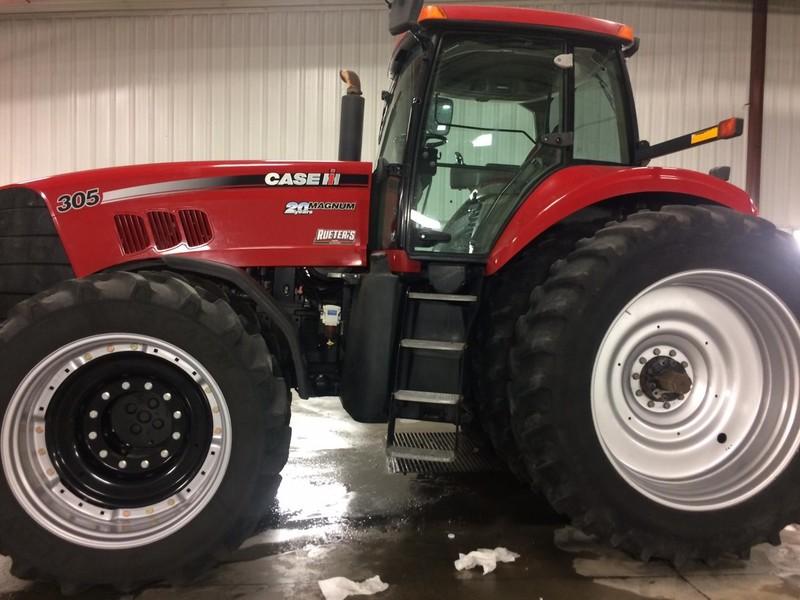 2008 Case IH Magnum 305 Tractor