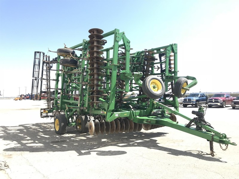 2008 John Deere 2310 Soil Finisher