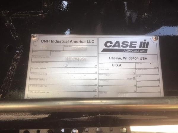 2017 Case IH 9240 Combine