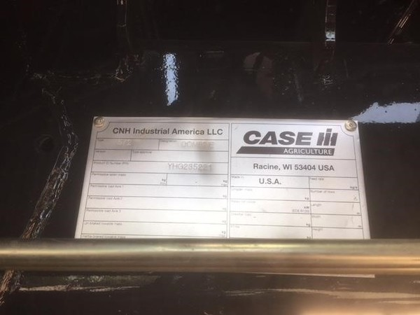 2018 Case IH 7240 Combine