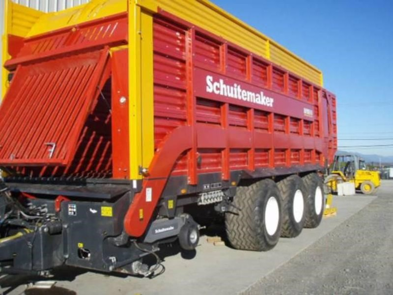 Schuitemaker Rapide 8400 Forage Wagon