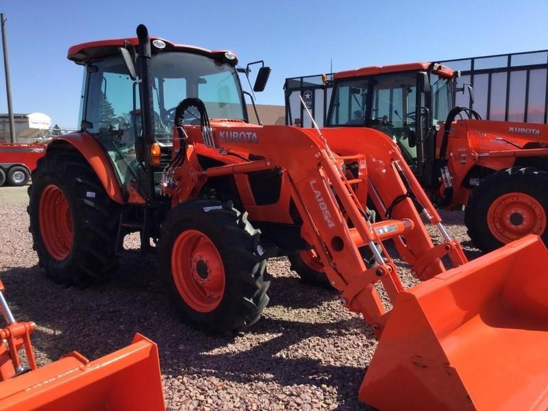 2018 Kubota M5-111 Tractor
