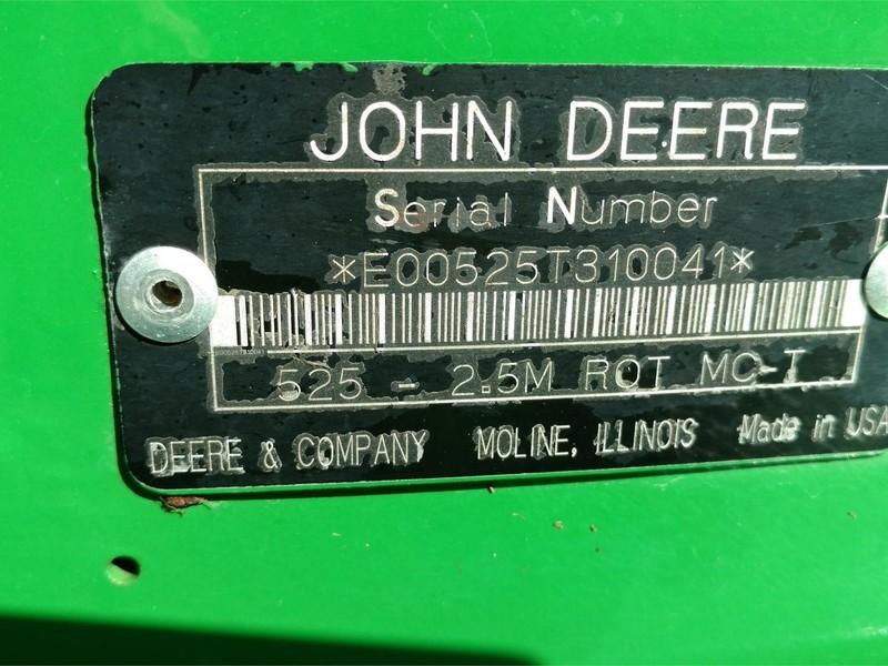 2005 John Deere 525 Mower Conditioner