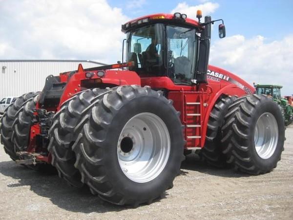 2013 Case IH Steiger 500 HD Tractor