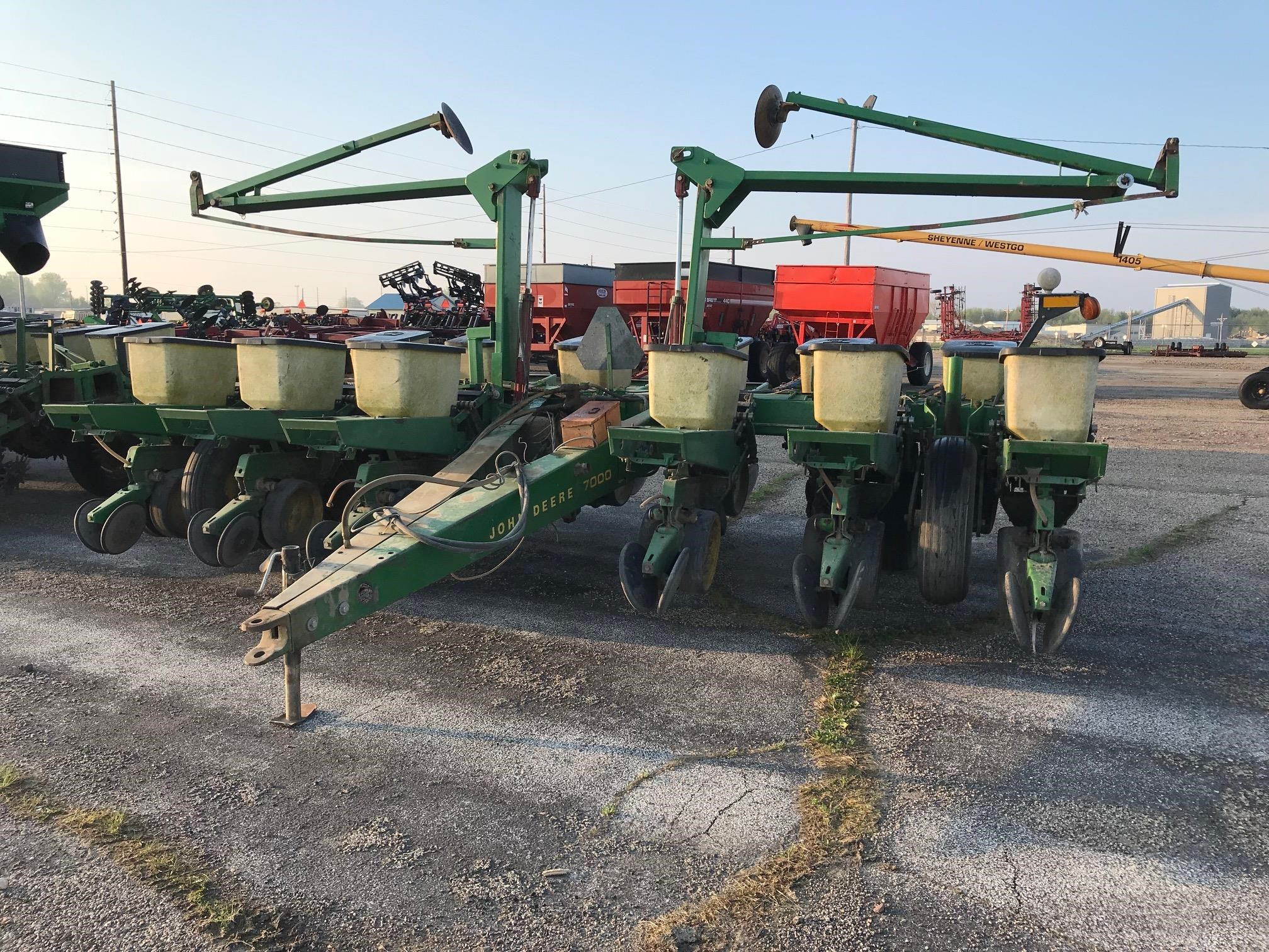 John Deere 7000 Planter Carroll Ia Machinery Pete