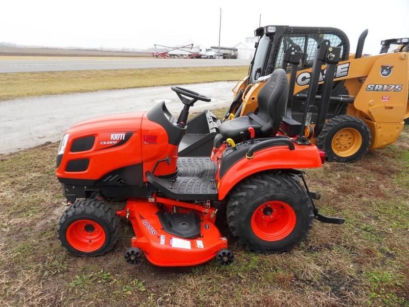 2018 Kioti CS2210 Tractor