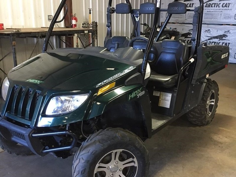 2012 Arctic Cat 700 ATVs and Utility Vehicle