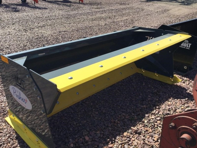 MDS 7' Loader and Skid Steer Attachment