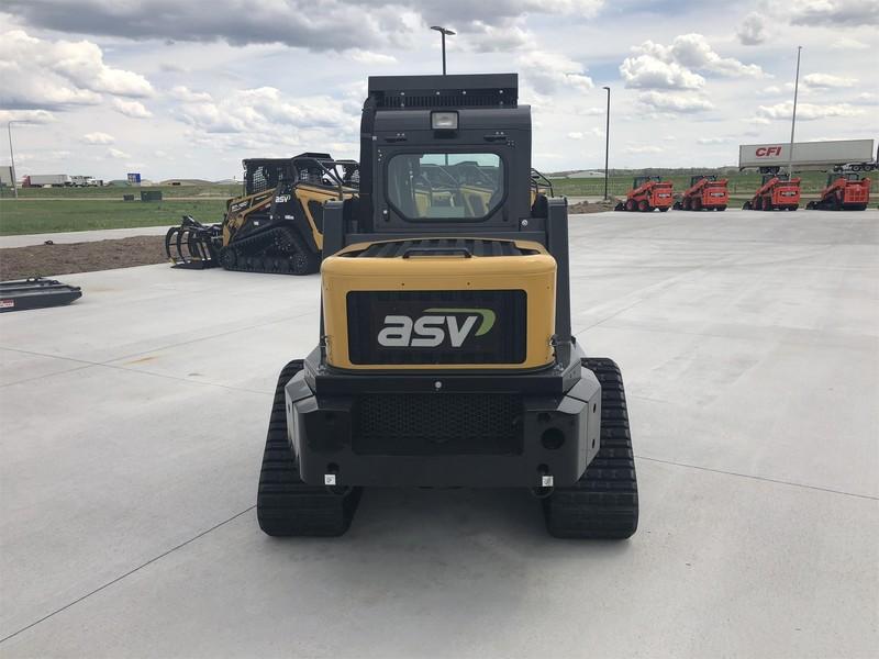 2018 ASV POSI-TRACK RT60 Skid Steer
