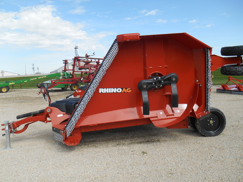 2018 Rhino EPIC 4150 Batwing Mower
