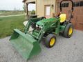 2002 John Deere 4115 Tractor