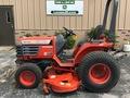 1998 Kubota B2100 Tractor