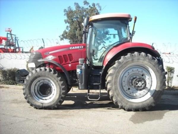 2011 Case IH Puma 215 Tractor
