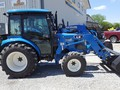 2017 LS XR4155H Tractor