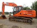 2015 Doosan DX225 LC-3 Excavators and Mini Excavator