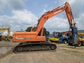 2008 Doosan DX225 LC Excavators and Mini Excavator