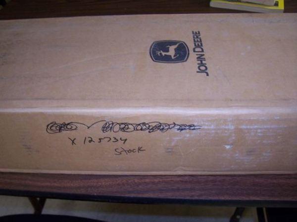 2008 John Deere TRCTRATT Miscellaneous
