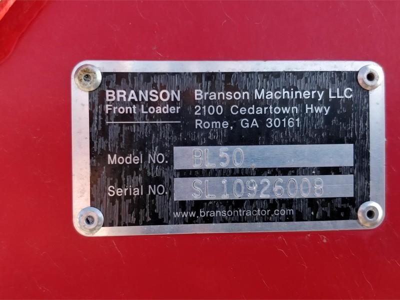 Branson BL50 Front End Loader