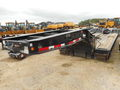2012 Trail King TK110HDG Flatbed Trailer